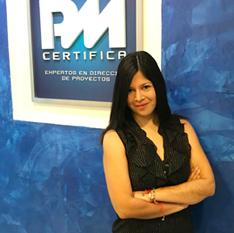 Ing. Karen Loayza Profesora PM Certifica Certificación Taller Curso PMP Gestión proyectos diplomado innovación lima perú PMI metodologías ágiles